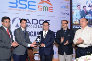 100 listed companies on BSE-SME Platform July 2015