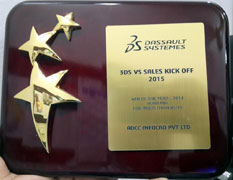Dassault Systemes The win of the year 2014