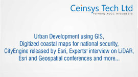 urban development usign GIS
