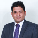 Mr. Chandrasekhar Sayankar - Vice President - Infrastructure
