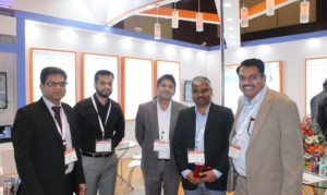 Ceinsys participated as an exhibitor contributing in Geospatial World Forum