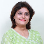Ms. Astha Shukla Chaubey, Vice President – Corporate Functions (HR & Admin)