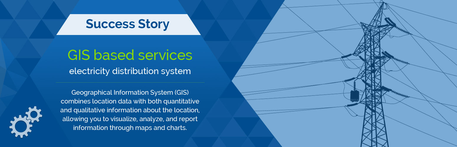 Electricity distribution system through GIS | | Ceinsys