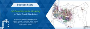 GIS Based Hydraulic Modeling for Water Supply Distribution